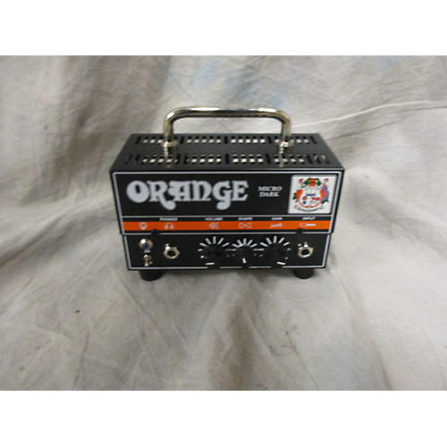 Orange Amplifiers Micro Dark Tube Guitar Amp Head-thumbnail