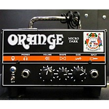 Orange Amplifiers Micro Dark Tube Guitar Amp Head