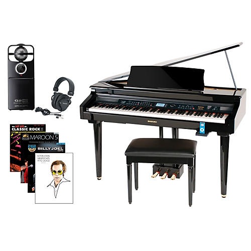Suzuki Micro Grand Digital Piano Package 2-thumbnail