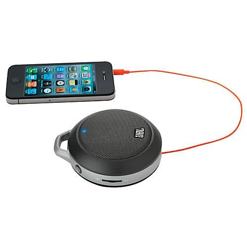 JBL Micro II Ultraportable Multimedia Speaker Black