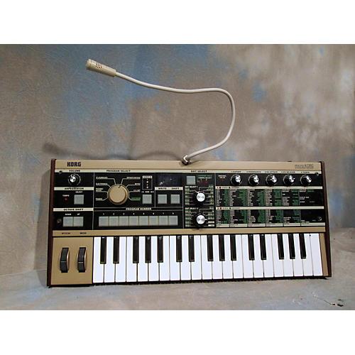 Korg Micro Korg 37 Key Synthesizer-thumbnail