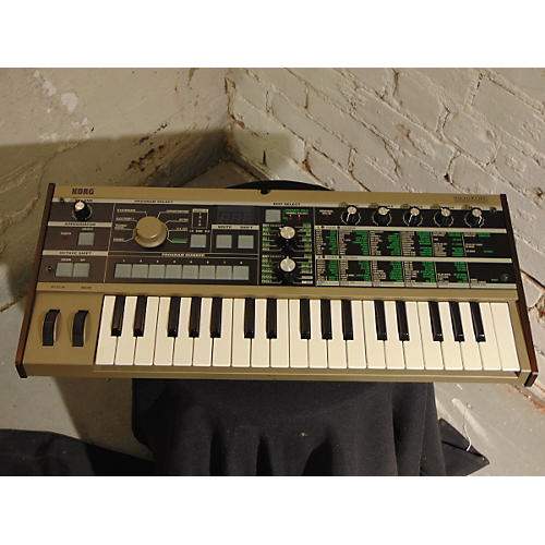 Korg Micro Korg 37 Key Synthesizer-thumbnail