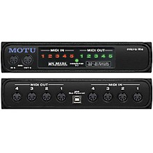 MOTU Micro Lite USB MIDI Interface