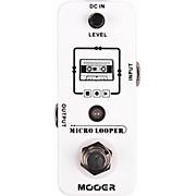 Mooer Micro Looper Effects Pedal