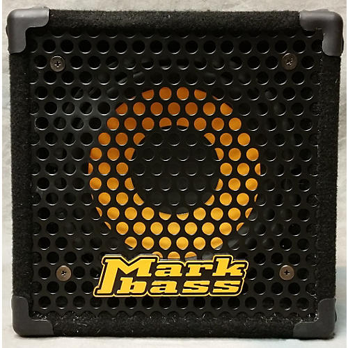 Markbass Micro Mark 801 50W 1X8 Bass Combo Amp
