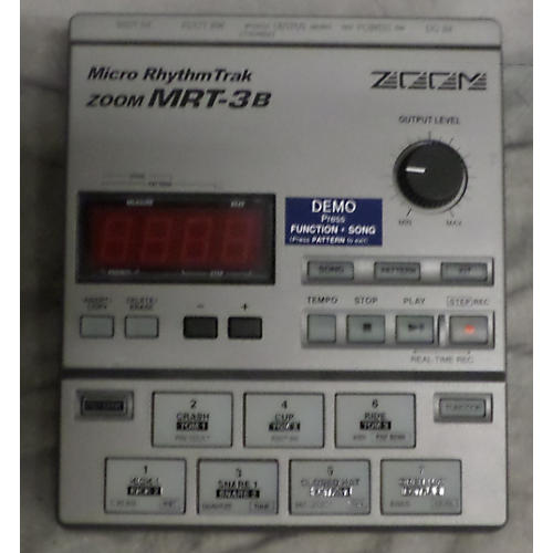 Zoom Micro Rhythm Trak MRT3b Drum Machine-thumbnail