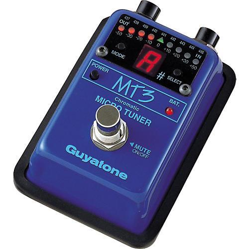 Guyatone Micro Series MT-3 Micro Tuner Guitar Pedal-thumbnail