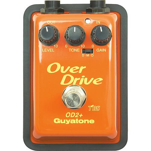 Guyatone Micro Series OD-2+ Overdrive Pedal-thumbnail