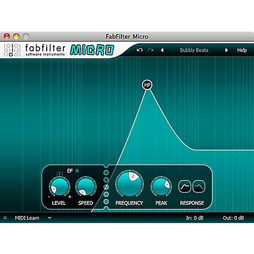 FabFilter Micro Software Download