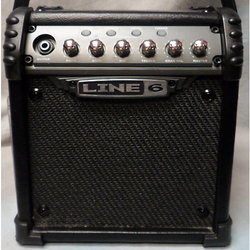Line 6 Micro Spider Battery Powered Amp