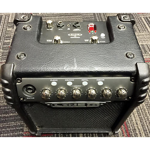 Line 6 Micro Spider Battery Powered Amp-thumbnail