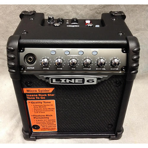 Line 6 Micro Spider Guitar Combo Amp-thumbnail