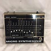 Electro-Harmonix Micro Synthesizer Effect Pedal