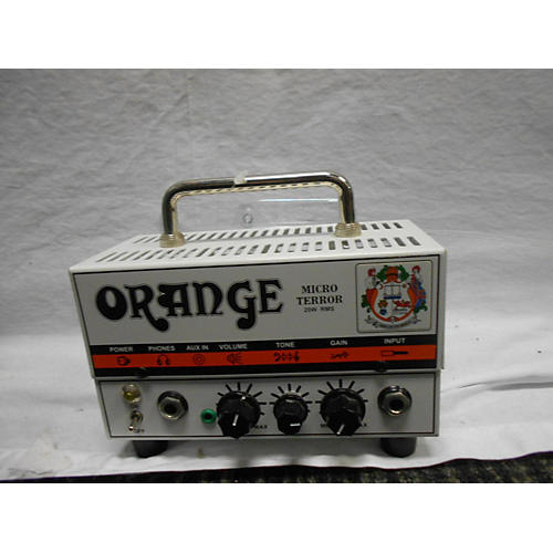 Orange Amplifiers Micro Terror Guitar Amp Head