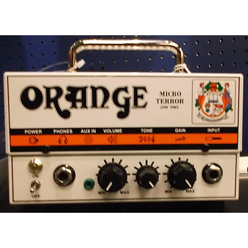Orange Amplifiers Micro Terror Tube Guitar Amp Head
