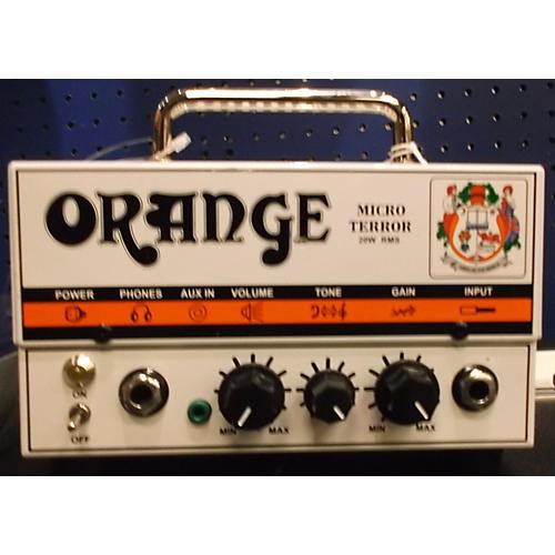 Orange Amplifiers Micro Terror Tube Guitar Amp Head-thumbnail