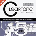 Cleartone Micro-Treated Low B Electric Bass Guitar Strings-thumbnail
