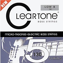 Cleartone Micro-Treated Low B Electric Bass Guitar Strings