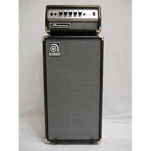 used ampeg micro vr 200w stack mini bass amp guitar center. Black Bedroom Furniture Sets. Home Design Ideas