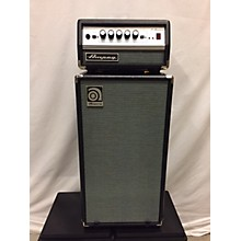 Ampeg Micro-VR Micro Stack 200W Bass Stack