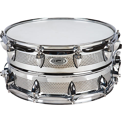 Orange County Drum & Percussion Micro Vent Snare Drum-thumbnail