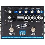 MicroBass II Bass Preamp Pedal