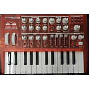 Arturia MicroBrute Analog Synthesizer RED MIDI Controller