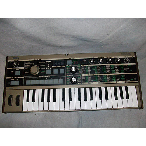 Korg MicroKORG Synthesizer-thumbnail