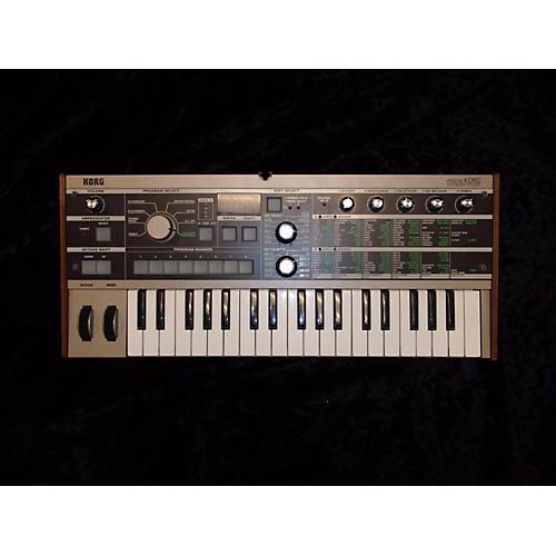 Korg MicroKorg Synthesizer Synthesizer