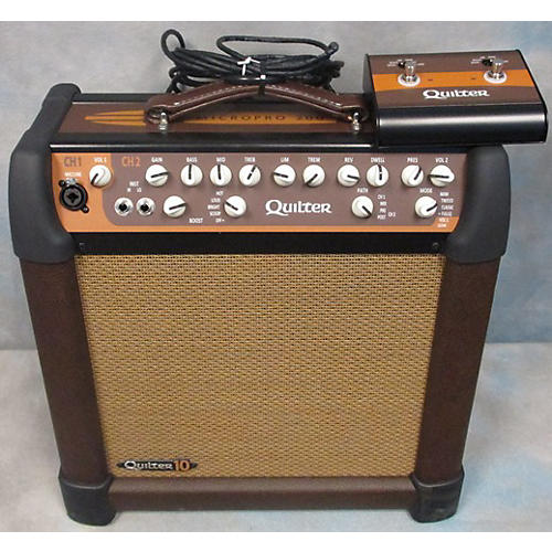 Quilter Labs MicroPro 200 1x10 200W Guitar Combo Amp