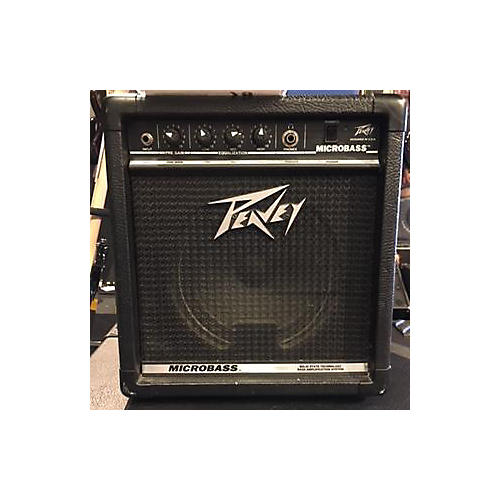 Peavey Microbass Bass Combo Amp-thumbnail