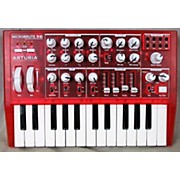 Arturia Microbrute Analog Red Synthesizer