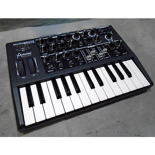 Arturia Microbrute Analog Synthesizer-thumbnail