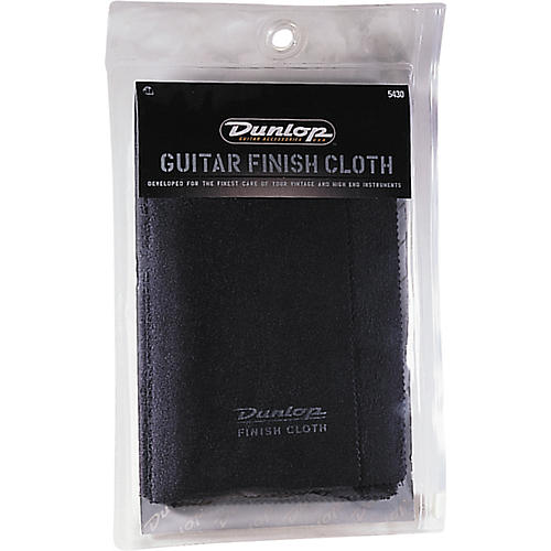 Dunlop Microfiber Guitar Finish Cloth-thumbnail