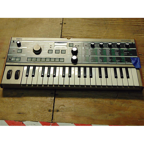 Korg Microkorg 37 Key Keyboard Synth Synthesizer