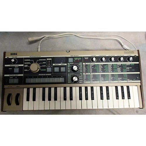 Korg Microkorg Synthesizer-thumbnail
