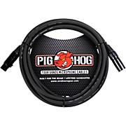 Pig Hog Microphone Cable 8mm XLR(M) to XLR(F)