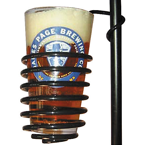 SwirlyGig Microphone Stand Drink Holder-thumbnail
