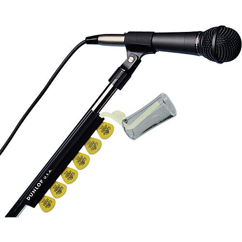 Dunlop Microphone Stand Pick and Slide Holder-thumbnail