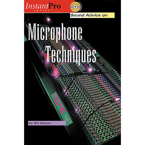 Hal Leonard Microphone Techniques (Book/CD)