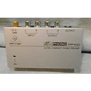 Behringer Microphono PP400 Signal Processor