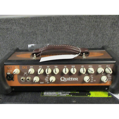used quilter labs micropro 200 solid state guitar amp head guitar center. Black Bedroom Furniture Sets. Home Design Ideas