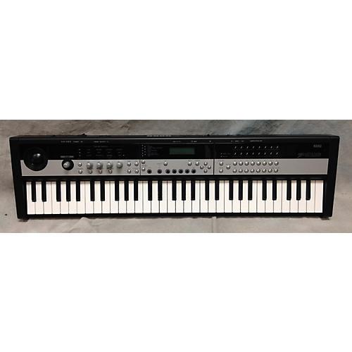 Korg Microstation W/BAG Keyboard Workstation-thumbnail