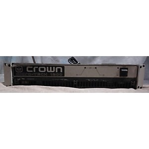 Pre-owned Crown Microtech 1200 Power Amp by Crown