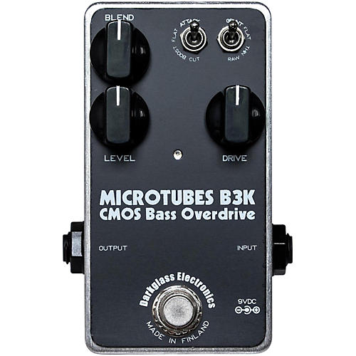 Darkglass Microtubes B3K Guitar Effects Pedal