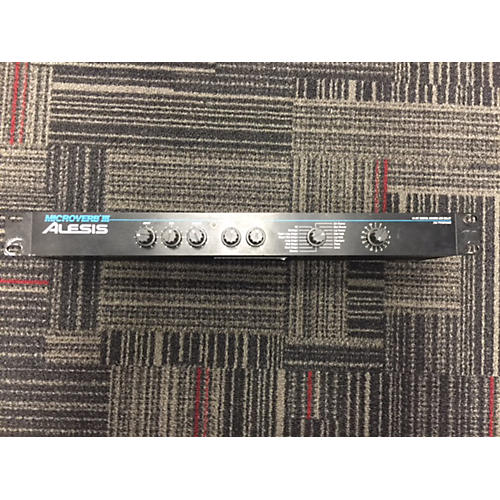 Alesis Microverb III Multi Effects Processor-thumbnail