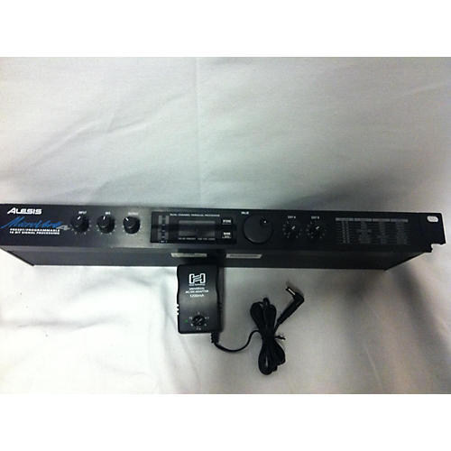 Alesis Microverb IV Multi Effects Processor-thumbnail