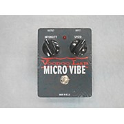 Voodoo Lab Microvibe Effect Pedal
