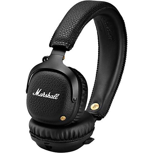 Marshall Mid Bluetooth aptX Headphones Black | Guitar Center