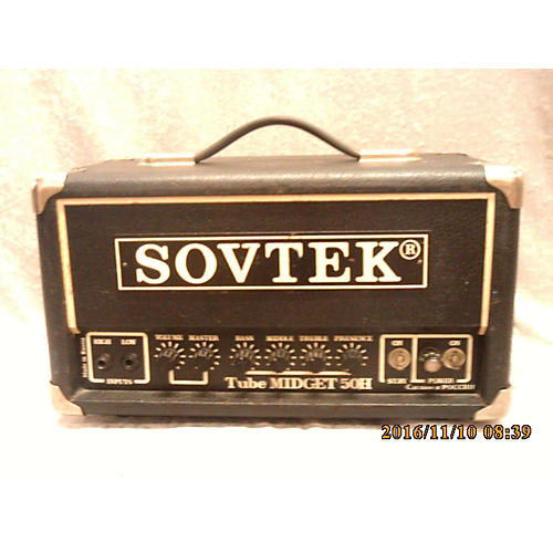 Sovtek Midget 50H Tube Guitar Amp Head